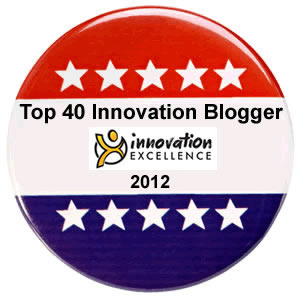 top 40 innovation blogger 2012
