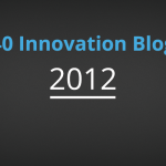 Help nominate Top 40 Innovation Bloggers of 2012