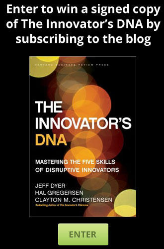 innovators dna book giveaway