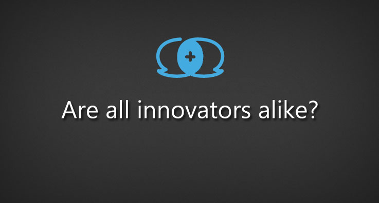Are all innovators alike?