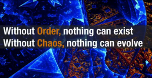 For innovation create chaos