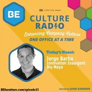 jorge barba culture radio podcast