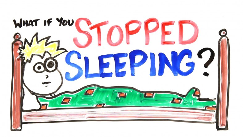 what if you stopped sleeping