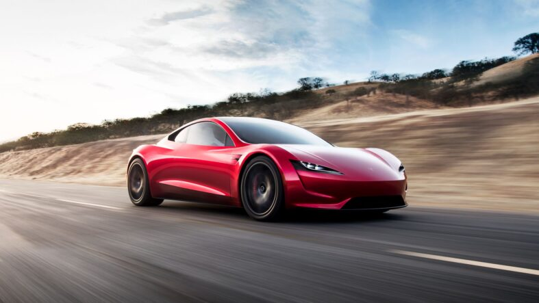 tesla 2nd generation roadster