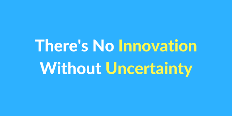 Your Need For Certainty Kills Innovation | Game-Changer