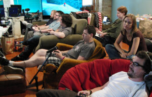 video games charities playing for good