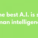 Is A.I. The New Buzzword?