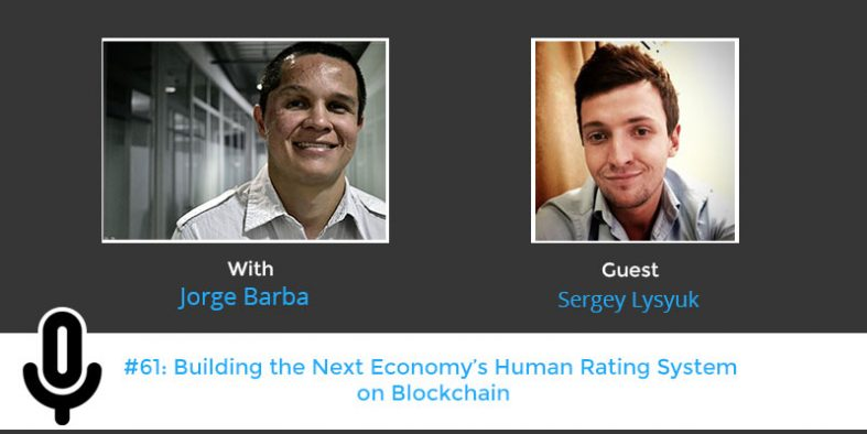 human rating system on blockchain